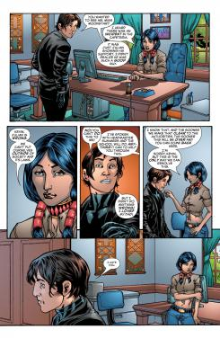 Imagen del cómic New X-Men: Academy X, Vol. 1: Choosing Sides