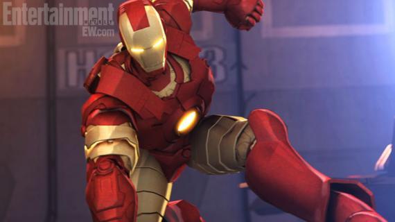 Imagen de Iron Man & Hulk Heroes United (2013)