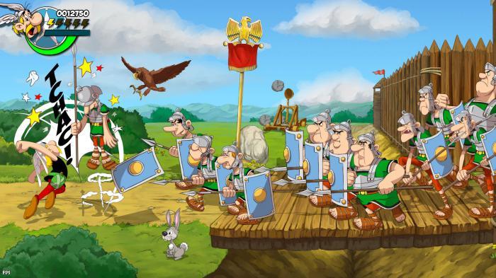 Imagen del juego Asterix and Obelix: Slap Them All!