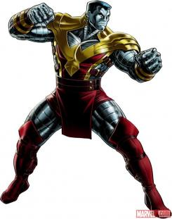 Marvel Avengers Alliance: Phoenix Five Colossus