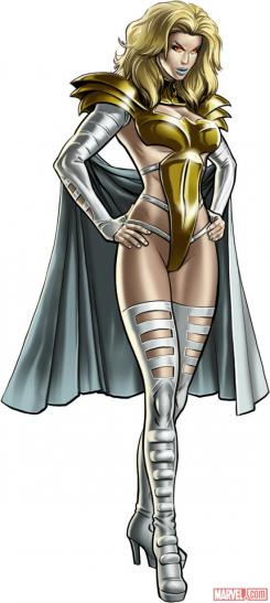 Marvel Avengers Alliance: Phoenix Five Emma Frost