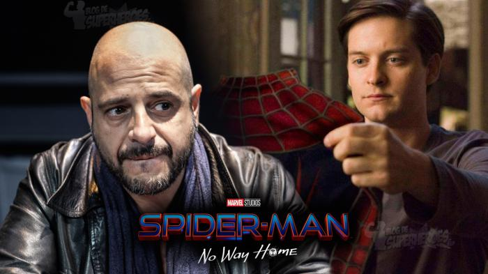 Roger Pera confirms the multiverse / Spiderverse in Spider-Man: No Way Home