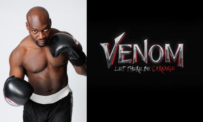 Venom: Let There Be Carnage and Larry Olubamiwo