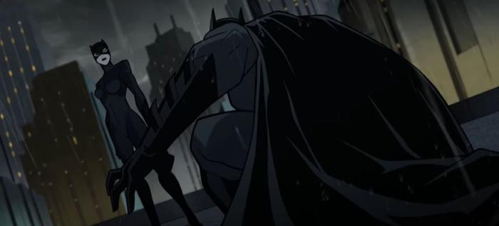 Capture of the trailer for Batman: The Long Halloween, Part One (2021)