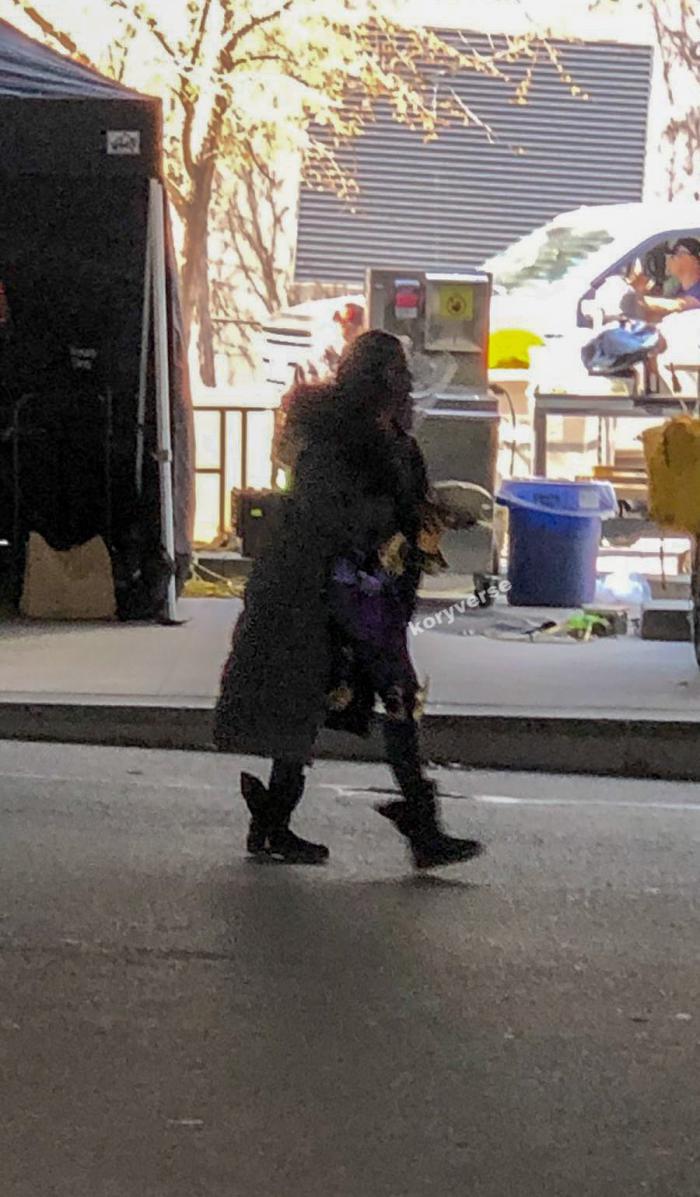 Imagen filtrada del set de rodaje de la temporada 3 de Titans