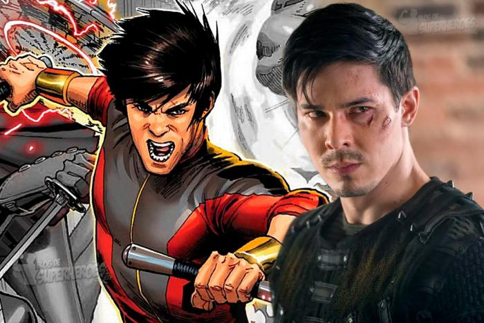 Lewis Tan and Shang-Chi: the actor confirms that he was a candidate