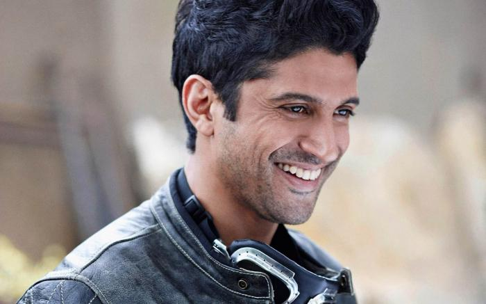 Image of actor Farhan Akhtar