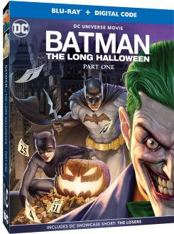 Cover of Batman: The Long Halloween, Part One (2021)