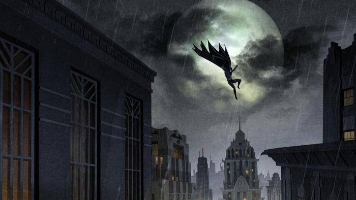Image from Batman: The Long Halloween, Part One (2021)