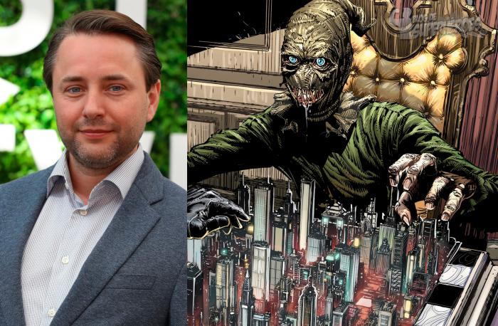 Montage of Vincent Kartheiser and the villain Scarecrow in Titans