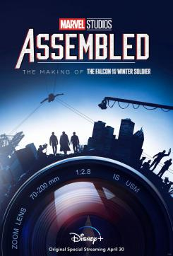 Póster de Assembled: The Making of The Falcon and the Winter Soldier