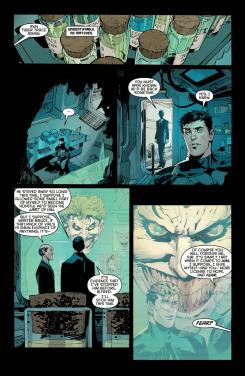 Preview de Batman #13, inicio del crossover Death of the Family
