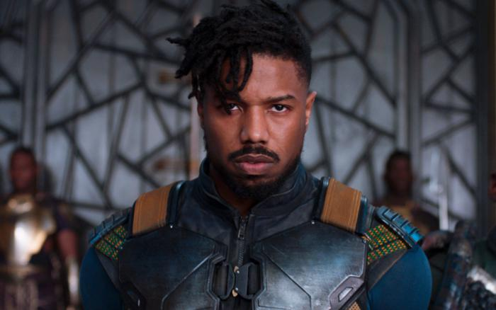 Image from Black Panther (2017), Killmonger