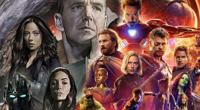 Editing Agents of SHIELD and Avengers: Endgame