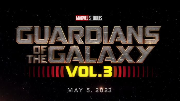 Logo oficial de Guardians of the Galaxy vol. 3