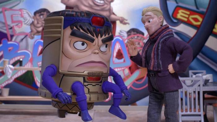 Imagen de la serie animada M.O.D.O.K.