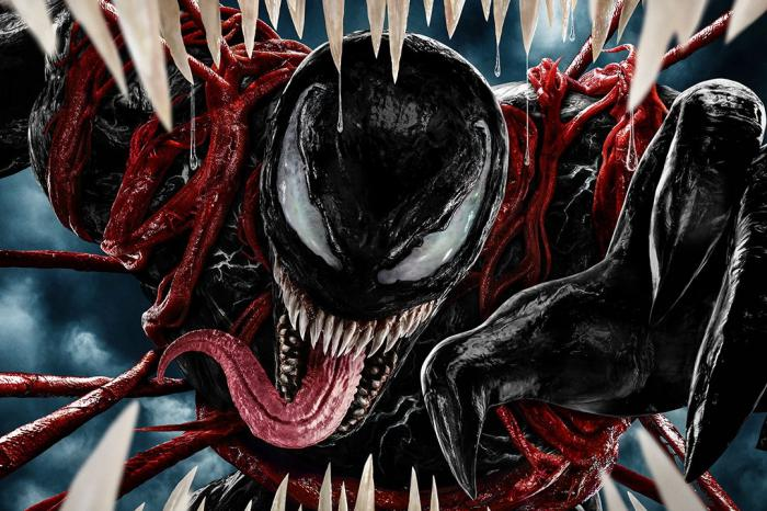 Póster oficial de Venom: Let There be Carnage