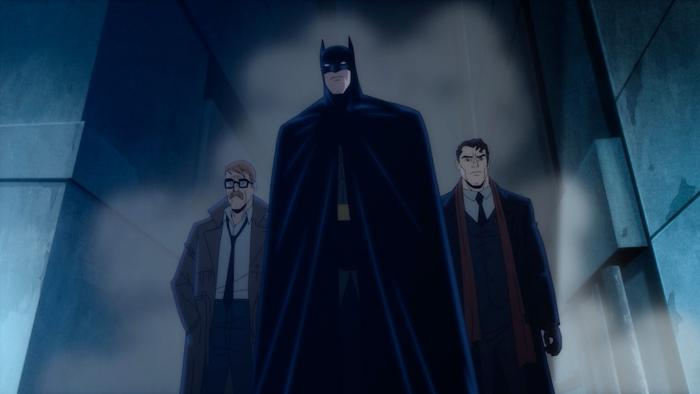 Image from Batman: The Long Halloween part 1 (2021)