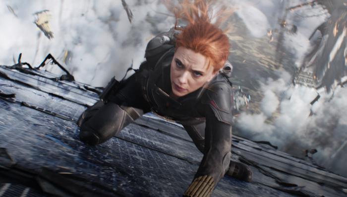 Imagen de Black Widow / Viuda Negra (2021)