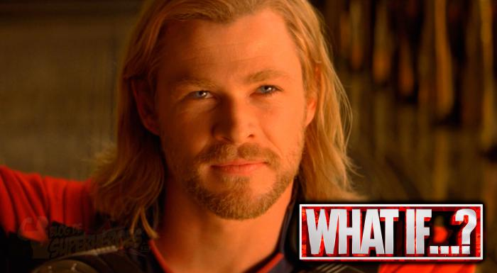 Editing of Thor and What If ...?