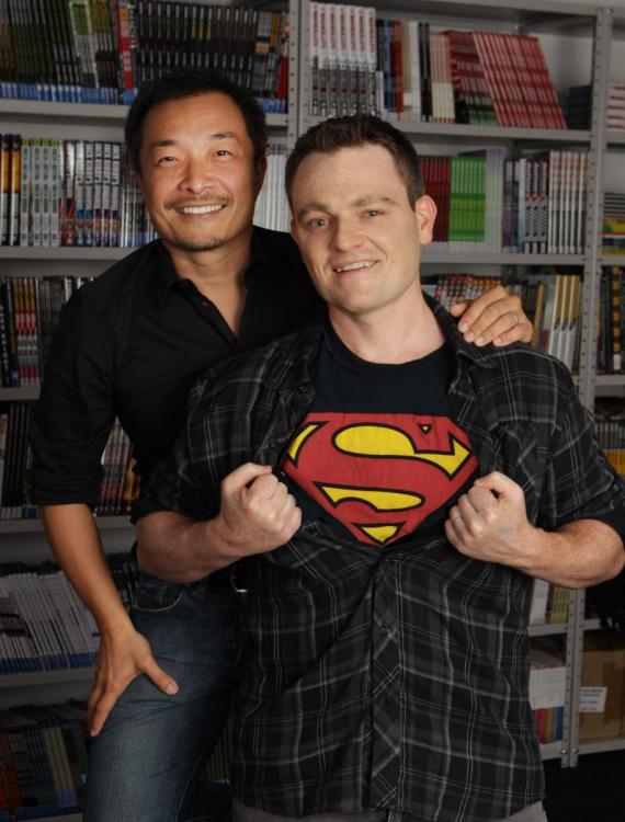 JIm Lee y Scott Snyder