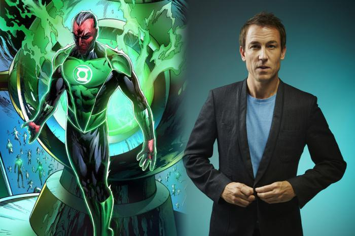 Tobias Menzies in negotiations to play Sinestro