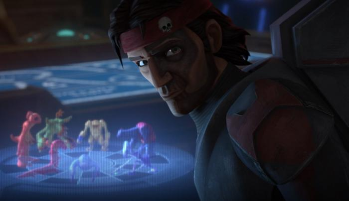 Image of Star Wars: The Bad Remittance 1x10: Points in common
