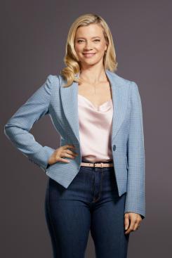 Imagen promocional de Barbara Whitmore en la segunda temporada de Stargirl (2021)