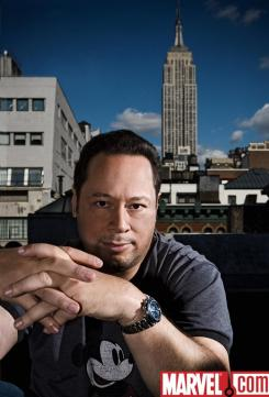 Joe Quesada, jefe creativo de Marvel Comics