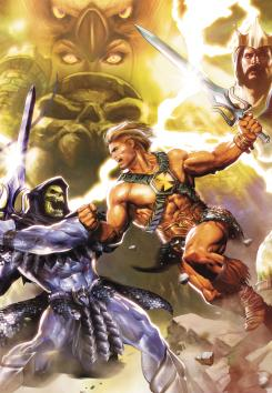 He-Man and the Masters of the Universe #6 (enero, 2013)