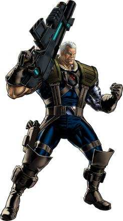 Marvel Avengers Alliance: Cable