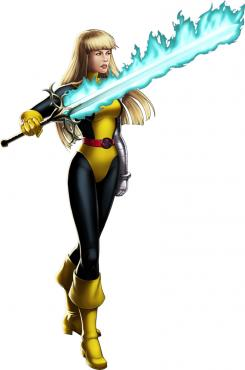 Marvel Avengers Alliance: Magik