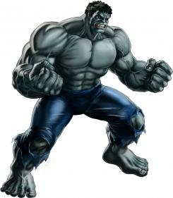 Marvel Avengers Alliance: Hulk Gris