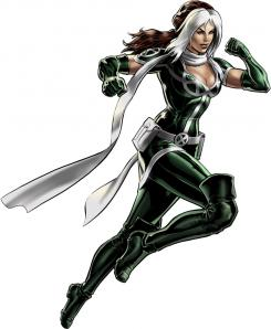 Marvel Avengers Alliance: Rogue