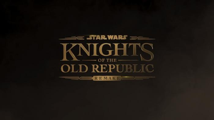 Logo oficial de Star Wars: Knights of the Old Republic – Remake