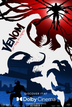 Póster Dolby de Venom: Let There be Carnage (2021)