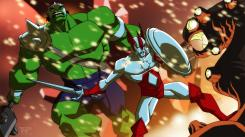 Arte conceptual de Avengers: Earth's Mightiest Heroes