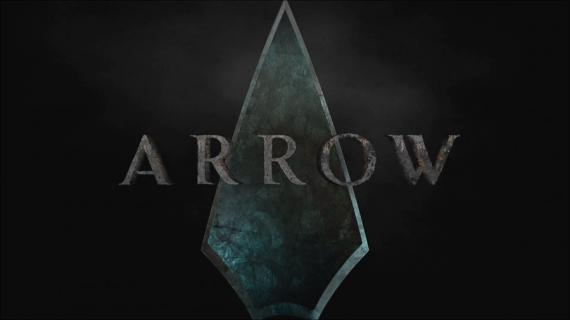 Logo de la serie Arrow