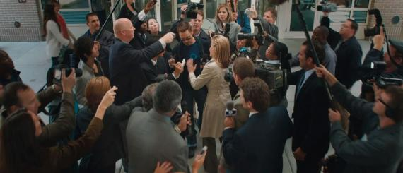 Captura del teaser trailer de Iron Man 3 (2013)