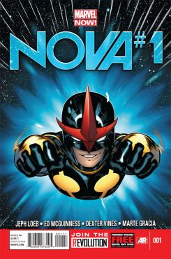 Nova Marvel Now