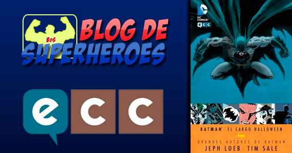 Concurso Blog de Superhéroes y ECC Ediciones: El Largo Halloween
