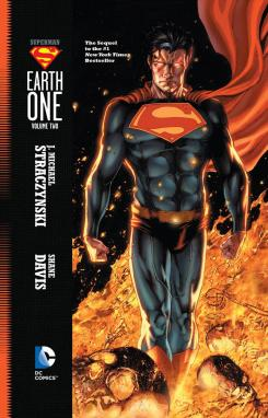 Primer vistazo a Superman: Earth One Vol. 2