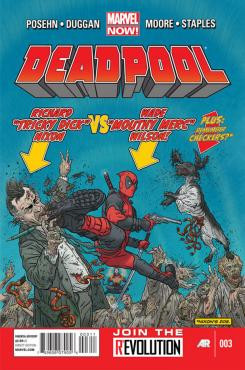 Deadpool VS Nixon