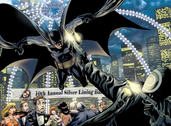 Primer vistazo a Batman: Bellicosity (2013)