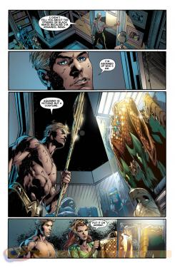 Preview de Aquaman #13