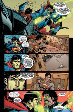 Preview de Action Comics Annual #1