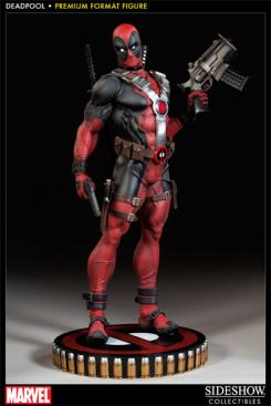 Figura de Deadpool de Sideshow Collectibles 1