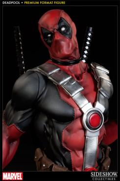 Figura de Deadpool de Sideshow Collectibles 3
