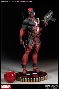 Figura de Deadpool de Sideshow Collectibles 4