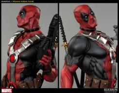 Figura de Deadpool de Sideshow Collectibles 5